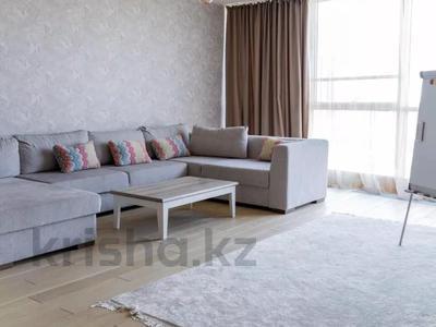 3-комнатная квартира, 130 м², 12/25 этаж помесячно, проспект Туран — Сыганак за 400 000 〒 в Нур-Султане (Астана) — фото 5
