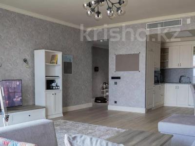 3-комнатная квартира, 130 м², 12/25 этаж помесячно, проспект Туран — Сыганак за 400 000 〒 в Нур-Султане (Астана) — фото 14