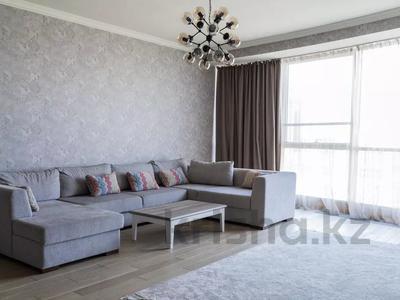 3-комнатная квартира, 130 м², 12/25 этаж помесячно, проспект Туран — Сыганак за 400 000 〒 в Нур-Султане (Астана) — фото 4