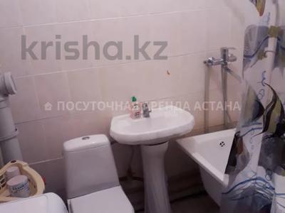 1-комнатная квартира, 38 м², 9/9 этаж посуточно, Ханов Керея и Жанибека 9 за 5 000 〒 в Нур-Султане (Астана), Есиль р-н — фото 4