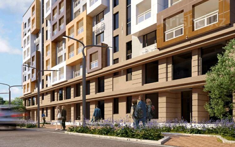 2-комнатная квартира, 49 м², 5/9 этаж, Гагарина 244 за 29 млн 〒 в Алматы, Бостандыкский р-н