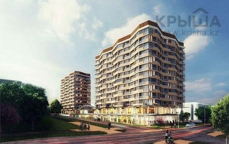 3-комнатная квартира, 93.4 м², Шевченко 130 за ~ 50.9 млн 〒 в Алматы, Алмалинский р-н