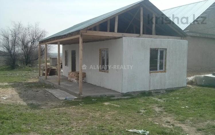 2-комнатный дом, 54 м², 14 сот., мкр Коккайнар 105 — Акшагыл за 12.2 млн 〒 в Алматы, Алатауский р-н