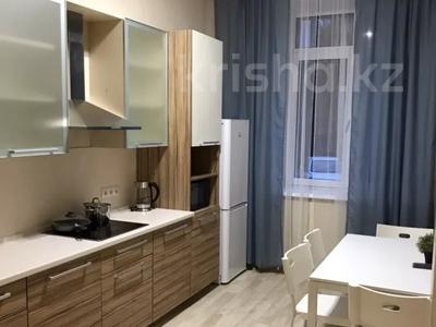 1-комнатная квартира, 45 м², 5 этаж помесячно, проспект Кабанбай Батыра 58Бк4 — проспект Улы Дала за 110 000 〒 в Нур-Султане (Астана), Есиль р-н