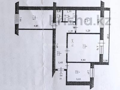 3-комнатная квартира, 62.5 м², 9/9 этаж, мкр Строитель 36/1 за 15.5 млн 〒 в Уральске, мкр Строитель