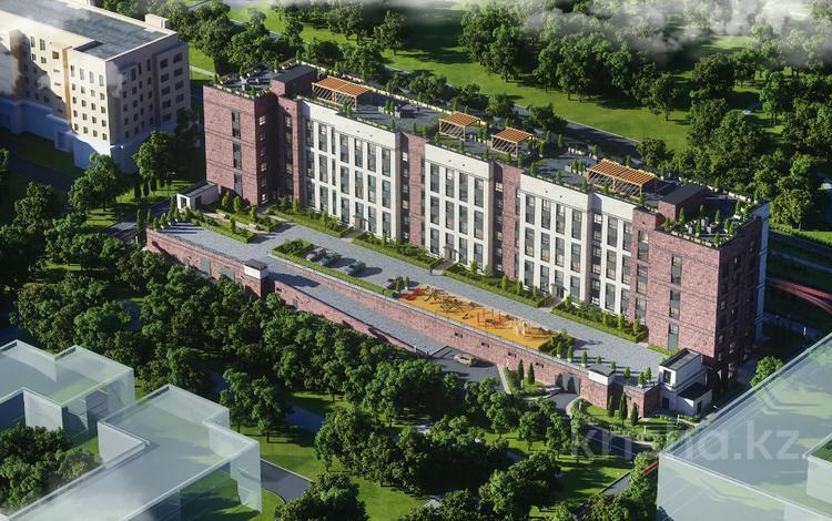 3-комнатная квартира, 93 м², 2/7 этаж, проспект Мангилик Ел — 469 за ~ 34.6 млн 〒 в Нур-Султане (Астана), Есиль р-н