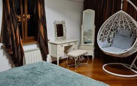 5-комнатный дом помесячно, 180 м², 7 сот., Таттимбета 80 за 400 000 〒 в Алматы, Медеуский р-н