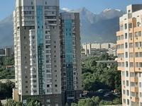 2-комнатная квартира, 80 м², 14/17 этаж посуточно, Гагарина 133/2 — Абая за 17 000 〒 в Алматы, Алмалинский р-н