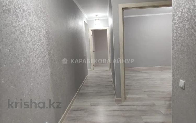 3-комнатная квартира, 76 м², 1/12 этаж, Темирбека Жургенова за 23.8 млн 〒 в Нур-Султане (Астана), Алматы р-н