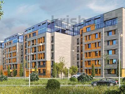 3-комнатная квартира, 117.9 м², мкр Ерменсай 25/1 за ~ 61.9 млн 〒 в Алматы, Бостандыкский р-н