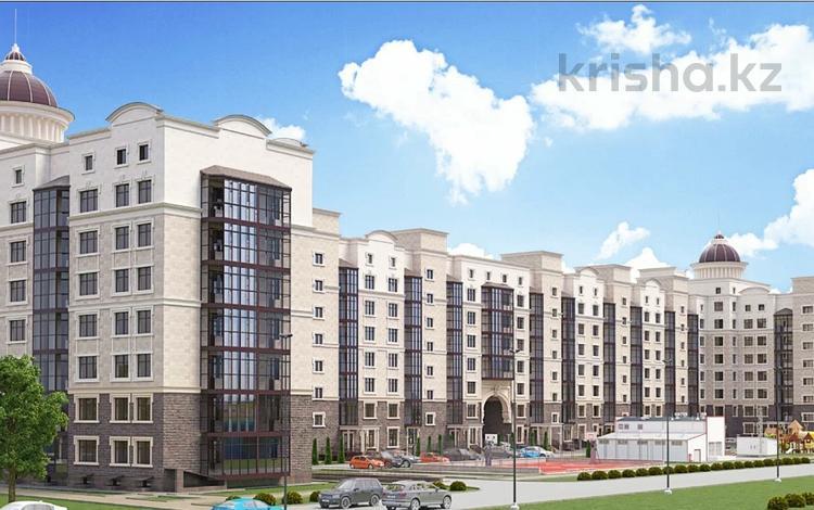 3-комнатная квартира, 104.7 м², мкр Кадыра Мырза-Али, 5 мкрн 16 за ~ 26.2 млн 〒 в Уральске, мкр Кадыра Мырза-Али