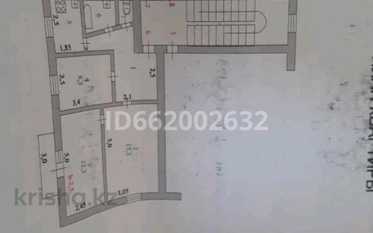 3-комнатная квартира, 64 м², 2/5 этаж, улица Коркыт Ата 134/6 — Коркыт ата за 7.5 млн 〒 в