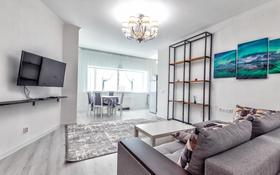 2-комнатная квартира, 55 м², 29/36 этаж посуточно, Достык 5 за 15 000 〒 в Нур-Султане (Астана), Есильский р-н
