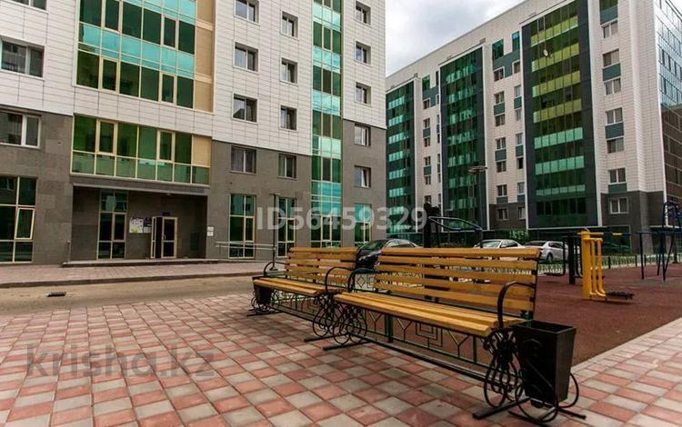 1-комнатная квартира, 43 м², 8/15 этаж, Кабанбай батыра 48А за 19.8 млн 〒 в Нур-Султане (Астана), Есиль р-н