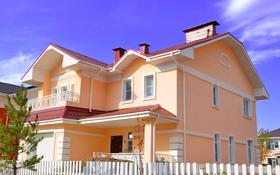 4-комнатный дом помесячно, 215 м², 3 сот., Family village за 580 000 〒 в Нур-Султане (Астана), Есиль р-н