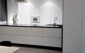 3-комнатная квартира, 110 м², 1/3 этаж помесячно, Аль- Фараби 116/1 — Жамакаева за 600 000 〒 в Алматы