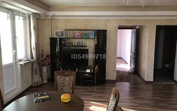 3-комнатная квартира, 91 м², 5/12 этаж, Тауке-хана 33 — М.Дулати за 40 млн 〒 в Шымкенте, Аль-Фарабийский р-н