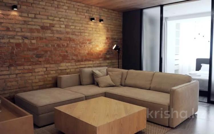 2-комнатная квартира, 67 м², 11/16 этаж посуточно, Навои 208 за 12 990 〒 в Алматы, Бостандыкский р-н