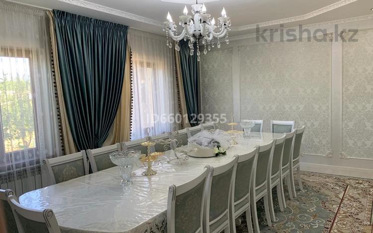 7-комнатный дом, 130 м², 8 сот., мкр Кайтпас 2, ул . Байысбаева 16 б за 37 млн 〒 в Шымкенте, Каратауский р-н