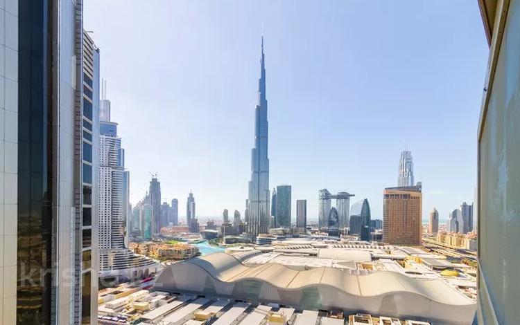 3-комнатная квартира, 136 м², 35/60 этаж, Muhammed Bin Rashid Boulevard 2 — Dubai Fountain Street за 440 млн 〒 в Дубае