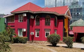 8-комнатный дом помесячно, 230 м², 10 сот., проспект Достык — проспект Аль-Фараби за 880 000 〒 в Алматы, Медеуский р-н