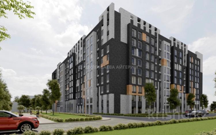 2-комнатная квартира, 54.06 м², Коргалжынское шоссе 17 за 18.3 млн 〒 в Нур-Султане (Астана), Есиль р-н