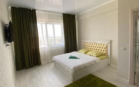 1-комнатная квартира, 42 м², 6/6 этаж посуточно, 4 мкр 46 дом за 10 000 〒 в Капчагае