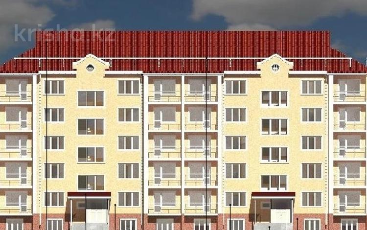 2-комнатная квартира, 65.43 м², 1/5 этаж, Нурай 7 за 10.5 млн 〒 в