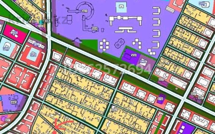 Участок 10 соток, улица Кайрата Рыскулбекова 114 за 15 млн 〒 в Туркестане