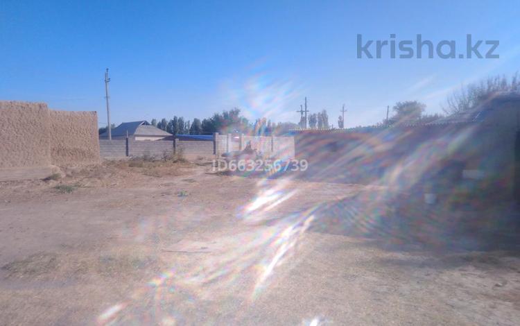 Участок 20 соток, Ынтымак Жамбыл кошеси 11 за 5.8 млн 〒 в Туркестане