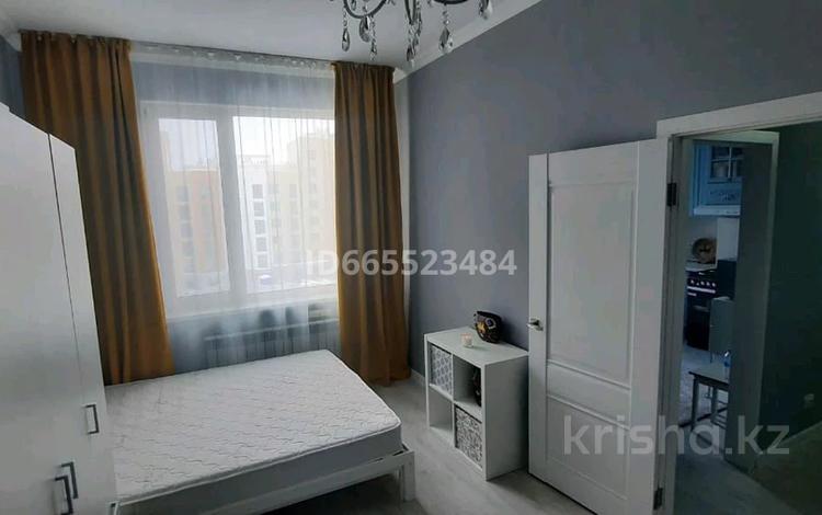 1-комнатная квартира, 40 м², 5/6 этаж помесячно, Кабанбай Батыра 58Б за 150 000 〒 в Нур-Султане (Астане), Есильский р-н