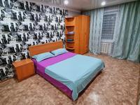 1-комнатная квартира, 34 м², 3/5 этаж посуточно, Бауыржана Момышулы 55/2 за 5 000 〒 в Темиртау