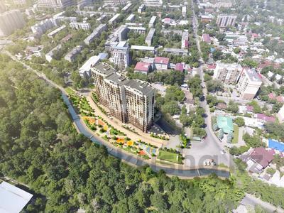 1-комнатная квартира, 49.29 м², Макатаева 2 за ~ 22.6 млн 〒 в Алматы, Медеуский р-н