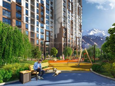 1-комнатная квартира, 49.29 м², Макатаева 2 за ~ 22.6 млн 〒 в Алматы, Медеуский р-н — фото 2