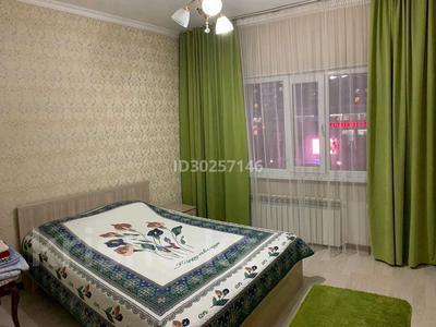 2-комнатная квартира, 78 м², 4/18 этаж посуточно, Б. Момышулы 19 — Сатпаева за 11 000 〒 в Нур-Султане (Астана), Алматы р-н