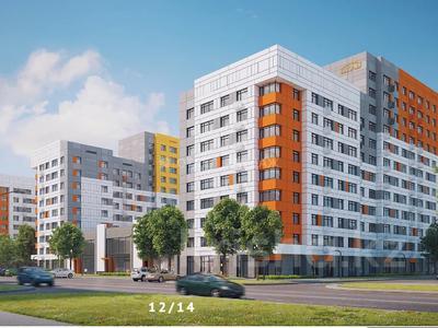 1-комнатная квартира, 41.47 м², Е-22 — E-51 за ~ 11.7 млн 〒 в Нур-Султане (Астана) — фото 7
