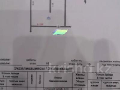 1-комнатная квартира, 59 м², 10/10 этаж, мкр Каргалы, Кенесары Хана за 15.5 млн 〒 в Алматы, Наурызбайский р-н — фото 7