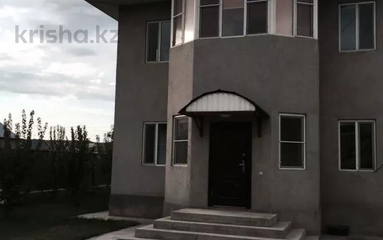 4-комнатный дом, 190 м², 8 сот., Туймебая, Есимхана 3 — Алматинской за 35 млн 〒 в Туймебая