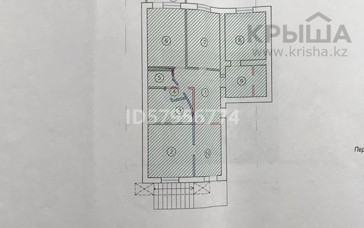 Помещение площадью 80 м², Бараева 21 — Иманбаевой за 450 000 〒 в Нур-Султане (Астана), р-н Байконур