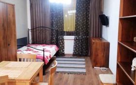 1-комнатная квартира, 30 м², 11/16 этаж посуточно, Торайгырова 3/1 — Сейфуллина за 5 000 〒 в Нур-Султане (Астана)