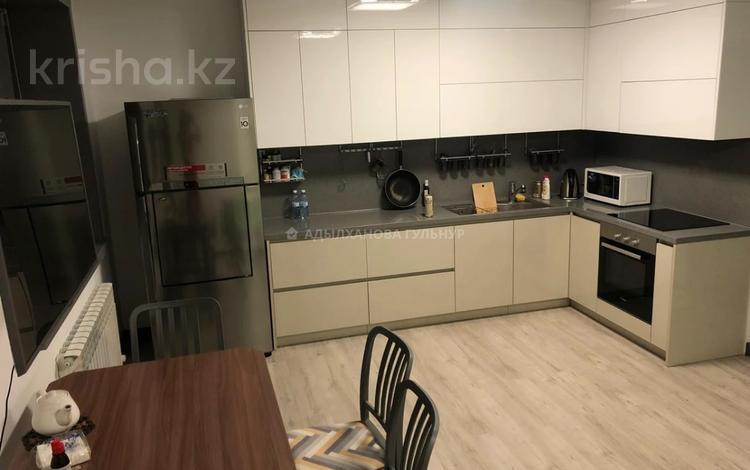 1-комнатная квартира, 45 м², 4/12 этаж, Казыбек би 43/9 за 32.5 млн 〒 в Алматы, Медеуский р-н