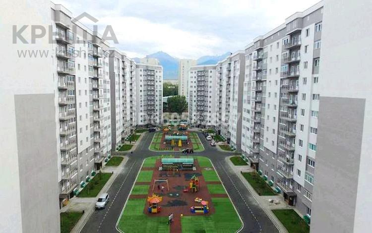 3-комнатная квартира, 120 м², 3/12 этаж, мкр Орбита-1, Рыскулбекова за 57 млн 〒 в Алматы, Бостандыкский р-н