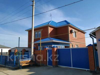 4-комнатный дом, 230 м², 10 сот., ул. Акжонас 6а за 26 млн 〒 в Атырау