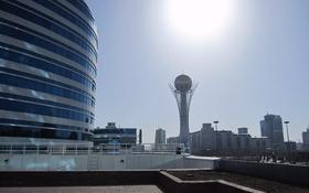 2-комнатная квартира, 110 м², 3/18 этаж помесячно, Кунаева 12/1 за 249 000 〒 в Нур-Султане (Астана), Есиль р-н