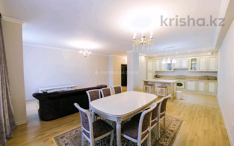 4-комнатная квартира, 170 м², 2/7 этаж, Калдаякова 2/2 за 73 млн 〒 в Нур-Султане (Астана), Алматы р-н