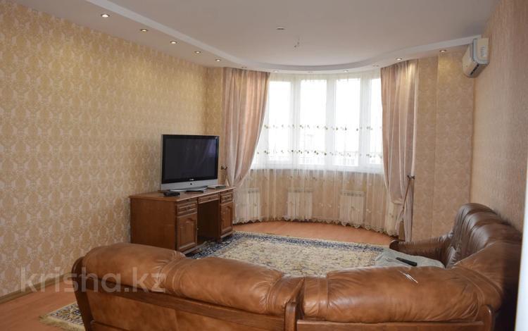 3-комнатная квартира, 118 м², 8/14 этаж, Гоголя 2 — Барибаева за 60 млн 〒 в Алматы, Медеуский р-н