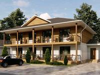 10-комнатный дом, 340 м², 10 сот., улица Алимусиных 32 за 12 млн 〒 в Бурабае