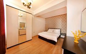 3-комнатная квартира, 80 м², 7/10 этаж посуточно, Курмангазы 97 — Амангельды за 18 000 〒 в Алматы, Медеуский р-н