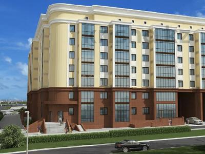 2-комнатная квартира, 86.02 м², 2/7 этаж, Байтурсынова за ~ 19.8 млн 〒 в Нур-Султане (Астана), Алматы р-н — фото 5