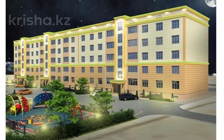2-комнатная квартира, 74.54 м², 29а мкр, 29 а мкр 7 за ~ 5.2 млн 〒 в Актау, 29а мкр